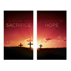 Sacrifice And Hope Banner
