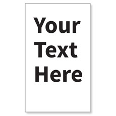 Your Text Here Black Banner
