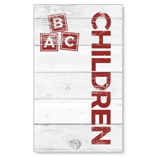 Shiplap Children White