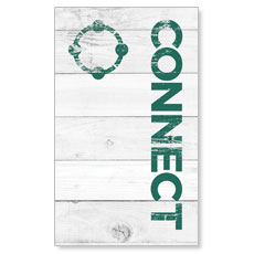 Shiplap Connect White