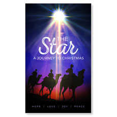 The Star A Journey to Christmas Banner