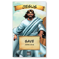 The Action Bible VBS Jesus