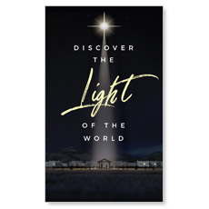 Discover Light of World