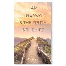 Way Truth Life Path