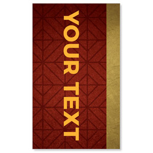 Celebrate The Season Advent Your Text 3 x 5 Vinyl Banner