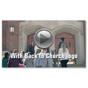 We Are The Church Video BTCS Logo Video Downloads