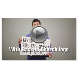 One Question Video with BTCS Logo Video Downloads
