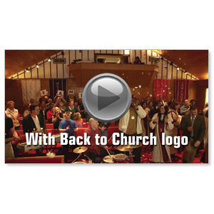 Church Rocks Video with BTCS Logo Video Downloads