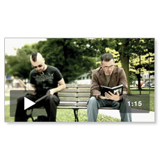 Park Bench Invite 1 Video Download