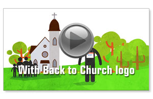 Our Church Welcomes You Video Downloads