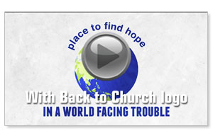 Our Church Welcomes You (Invite Version)