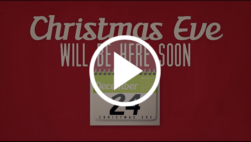 Christmas Invitations Video Download