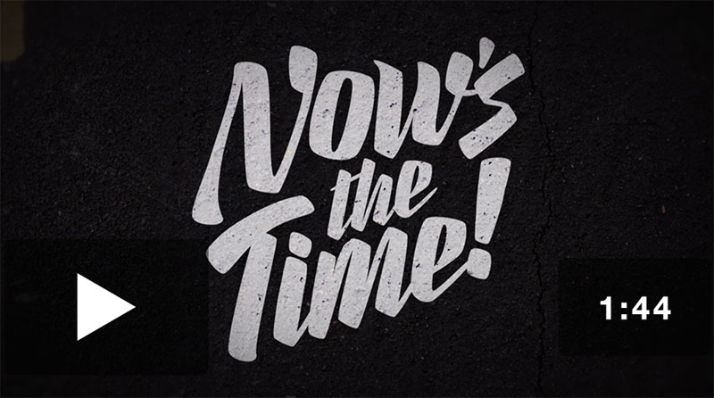 Now's The Time Motion Promo Video Video Download