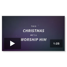 The Gifts of Christmas: Christmas Eve Promo Video