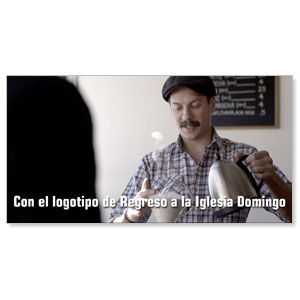 A Place to Belong Invite Spanish with Logo Video Downloads