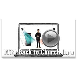 Welcome to Church Everyone Video with Logo Video Downloads