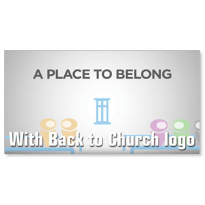 You Belong Here Invite Video with Logo  Video Downloads