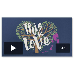 This is Love Easter Bumper Video Downloads