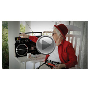 Grandma Invite 2 Customized Video