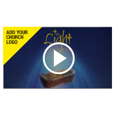 The Light of Christmas Custom Video