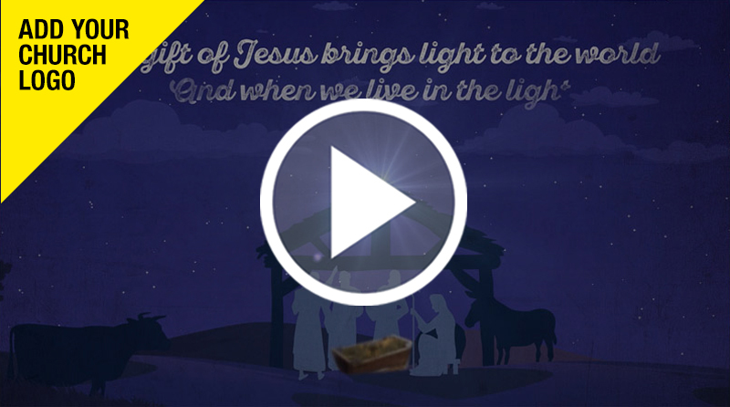 The Light of Christmas Welcome Video Download - Church Media ...