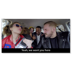 Churchpool Karaoke Invite Custom Videos
