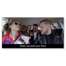Churchpool Karaoke Invite Custom Video
