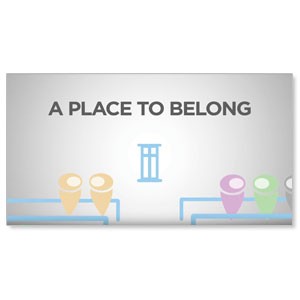 You Belong Here Invite Video Custom  Customized Videos