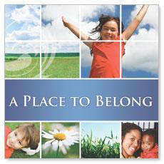 Belong Summer Window Banner