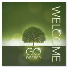 Deeper Roots Welcome Window Banner