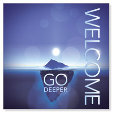 Deeper Iceberg Welcome Window Banner