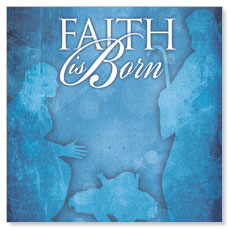 Born Faith Window Banner