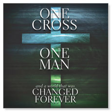 One Cross Window Banner