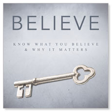Believe Now Live the Story