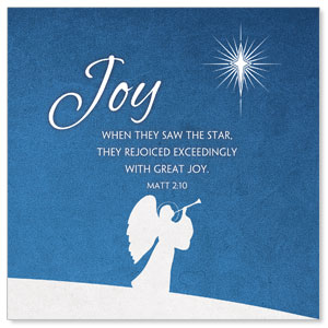 Advent Joy Window Banners
