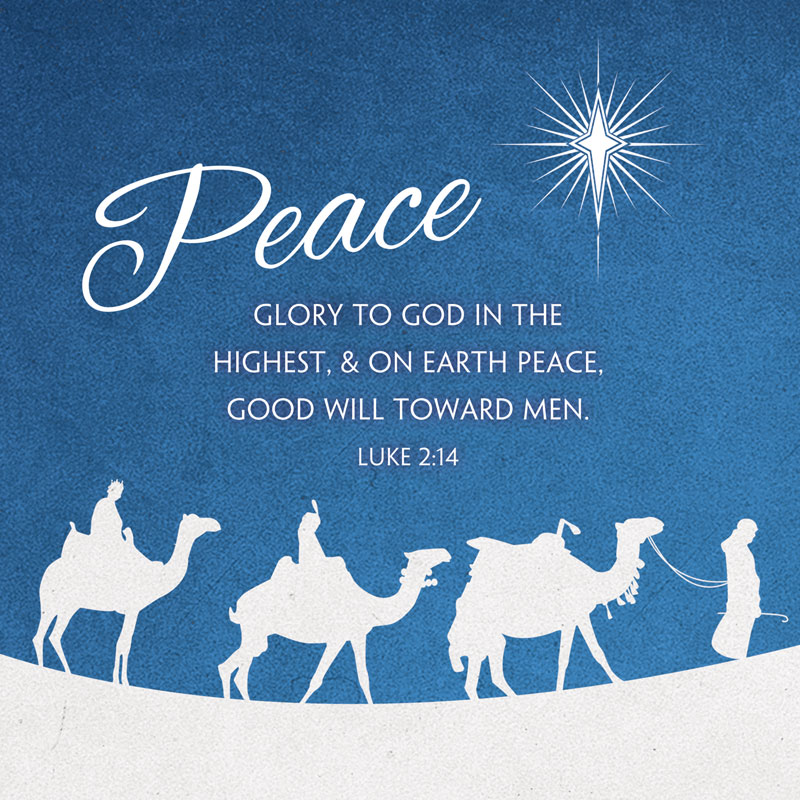 Advent Peace Banner - Church Banners