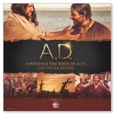 A.D. Window Banner