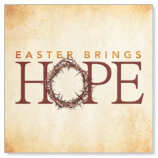 Hope Crown Window Banner