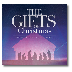 The Gifts of Christmas Advent Window Banners