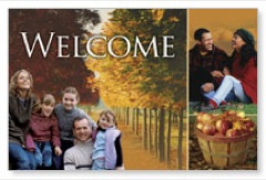 Autumn Invited 2 WallBanners