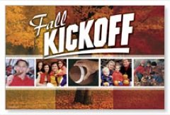 Fall Kickoff WallBanners