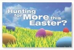 Easter Hunt Banner