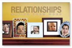 Relationship Mantel WallBanners