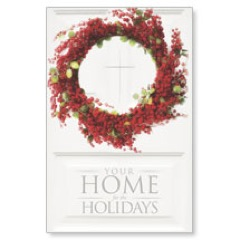 Home for Holidays Banner