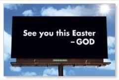 Easter Billboard Banner