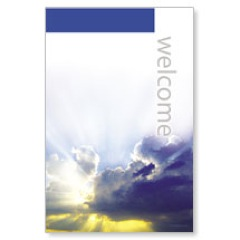 Colours Welcome WallBanners
