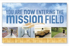 Mission Field Banners