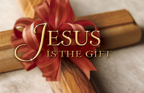 Jesus is the gift banner church banners outreach marketing negle Images