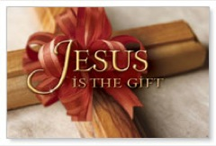 Jesus is the Gift Banners
