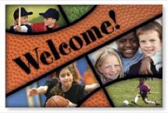 Kids Sports Banner